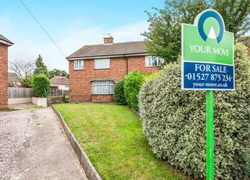 Thumbnail 3 bed semi-detached house for sale in Corbett Close, Aston Fields, Bromsgrove