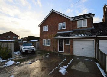 Thumbnail 5 bed detached house for sale in Norwich Road, Bawdeswell, Dereham