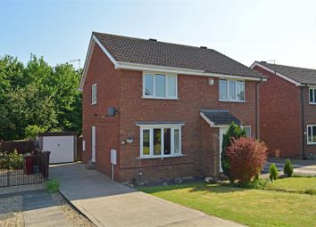 Thumbnail 2 bed semi-detached house for sale in Valley View Drive, Bottesford, Scunthorpe