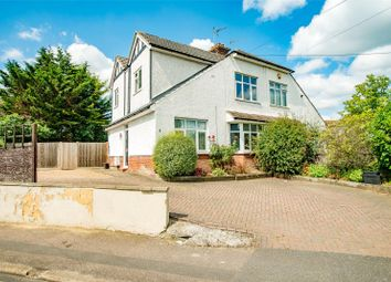 Thumbnail 4 bed semi-detached house for sale in Fountain Lane, Maidstone, Kent