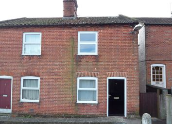Thumbnail 2 bed cottage to rent in Swan Lane, Halesworth, Suffolk