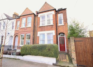 Thumbnail 4 bed end terrace house for sale in Brandlehow Road, Putney