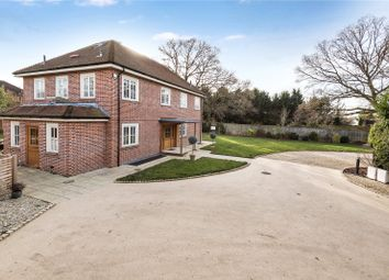 Thumbnail 5 bed detached house for sale in Station Road, Chilbolton, Stockbridge, Hampshire