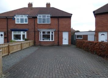 Thumbnail 2 bed semi-detached house to rent in Percy Square, Durham