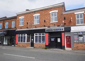 Thumbnail Retail premises to let in Mill Street, Crewe, Cheshire