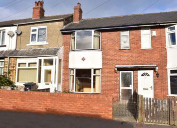 Thumbnail 3 bed terraced house for sale in Poplar Grove, Harrogate