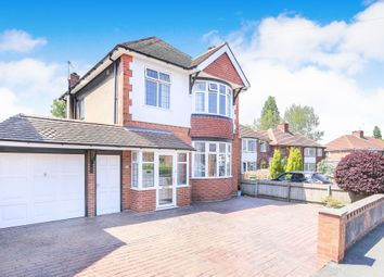 Thumbnail 3 bed detached house for sale in Sambrook Road, Wednesfield/ Fallings Park, Wolverhampton