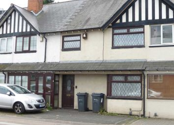 Thumbnail 3 bed terraced house for sale in Formans Road, Sparkhill, Birmingham