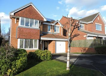 Thumbnail 4 bed detached house for sale in Windmill Court, Barnsley, South Yorkshire