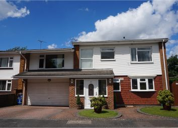 Thumbnail 4 bed detached house for sale in Artel Croft, Crawley