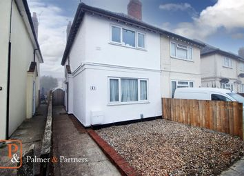3 bed semi-detached house for sale in Reading Road, Ipswich IP4