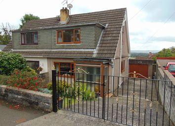 Thumbnail 3 bed semi-detached house for sale in Tegfynydd, Felinfoel, Llanelli