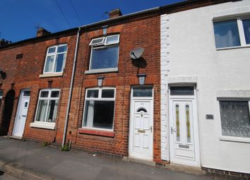 Thumbnail 3 bed terraced house to rent in Waterworks Road, Coalville