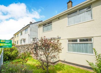 Thumbnail 3 bed semi-detached house for sale in Pillmawr Circle, Newport