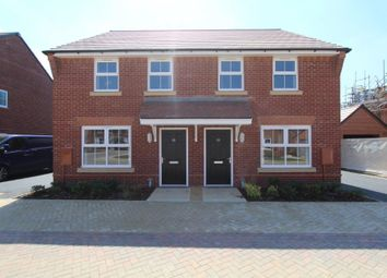 Thumbnail 2 bed semi-detached house for sale in Torry Orchard, Marston Moretaine, Bedford