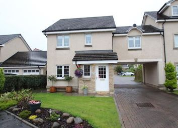 Thumbnail 3 bed link-detached house for sale in Tollbraes Road, Bathgate, West Lothian