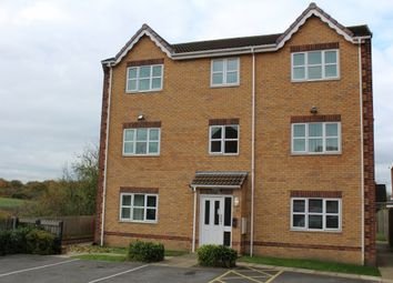 Thumbnail 2 bed flat to rent in Sandringham Court, Pontefract