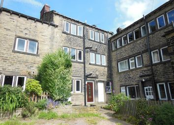 Thumbnail 2 bed terraced house to rent in Lower Wellhouse, Golcar, Huddersfield