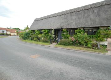 Thumbnail 3 bedroom detached house to rent in Church Hill, Saxlingham Nethergate, Norwich