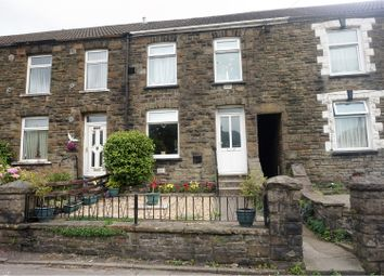 Thumbnail 3 bed terraced house for sale in Coedpenmaen Close, Pontypridd