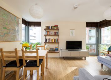 Thumbnail 2 bed flat for sale in Morton House, Southwold Road, London
