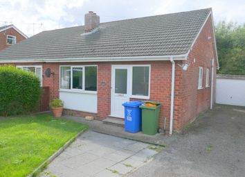 Thumbnail 2 bed bungalow to rent in Weaponess Valley Road, Scarborough