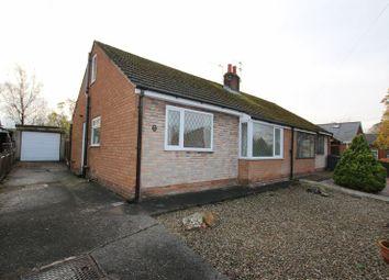 Thumbnail 2 bed semi-detached bungalow for sale in Dob Lane, Walmer Bridge, Preston