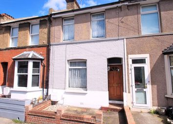 Thumbnail 3 bedroom terraced house for sale in Lynton Road South, Gravesend