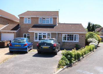 Thumbnail 4 bed link-detached house for sale in Stratton Close, Bridgwater