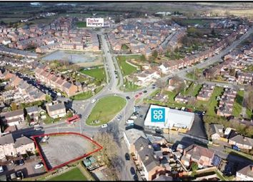 Thumbnail Land for sale in Land At Junction Of North Street, Broad Street, Crewe, Cheshire