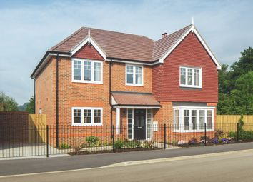Thumbnail 4 bedroom detached house for sale in Medstead Grange, Lymington Bottom Road, Medstead, Hampshire