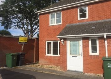 Thumbnail 3 bed town house to rent in Stableford Close, Shepshed