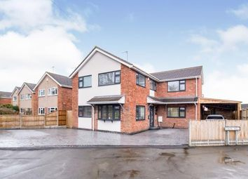 Thumbnail 4 bed detached house for sale in Groby Road, Ratby, Leicester, Leicestershire