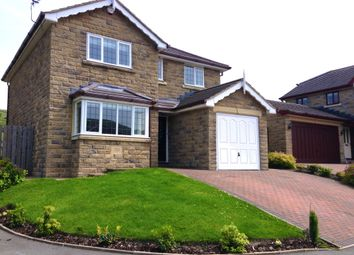 Thumbnail 4 bed detached house to rent in Acrefield Drive, Rawtenstall, Rossendale