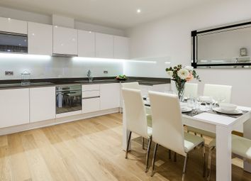 Thumbnail 1 bedroom flat for sale in Plough Way, Surrey Quays, London