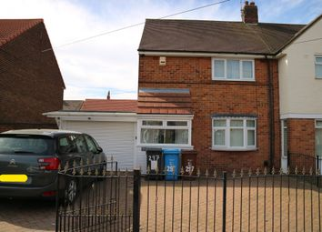Thumbnail 2 bed semi-detached house to rent in Annandale Road, Hull, North Humberside