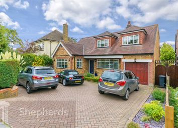 Thumbnail 4 bed detached bungalow for sale in Baas Lane, Broxbourne, Hertfordshire