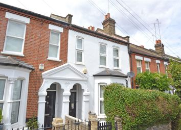 Thumbnail 3 bed terraced house to rent in Ruthin Road, Blackheath, London