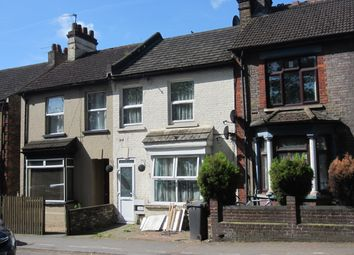 Thumbnail 3 bed terraced house to rent in Wiggenhall Road, Watford
