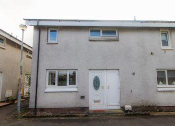 Thumbnail 3 bed end terrace house for sale in Lochside, Gartcosh