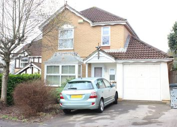 Thumbnail 4 bedroom detached house to rent in Clos Nant Y Cwm, Pontprennau, Cardiff