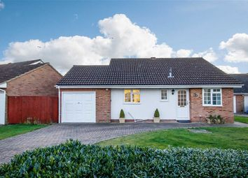 Thumbnail 2 bed detached bungalow for sale in Sitwell Close, Newport Pagnell, Milton Keynes, Buckinghamshire