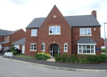 Thumbnail 4 bedroom detached house for sale in Cosby Road, Littlethorpe