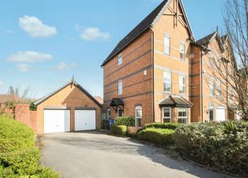 Thumbnail 5 bed town house to rent in Welman Way, Altrincham