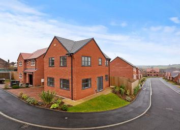 Thumbnail 5 bed detached house for sale in Brandyline Gardens, Newthorpe, Nottingham