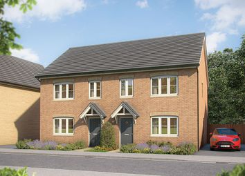 """""""The Hazel"""" at Wenrisc Drive, Minster Lovell, Witney OX29. 3 bed semi-detached house for sale"""