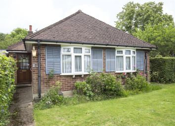 Thumbnail 2 bed detached bungalow for sale in Parkwood Avenue, Esher, Surrey