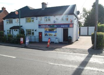 Thumbnail Retail premises for sale in Newport Road, Staffordshire