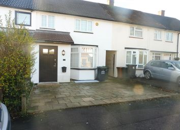 Thumbnail 3 bed property to rent in Moortown Road, Watford