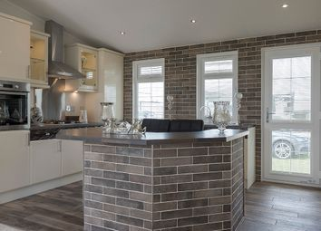 Thumbnail 2 bed mobile/park home for sale in Waters View, Yarwell Mill Country Park